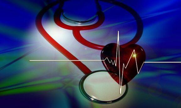 Stestoskop mit Herz