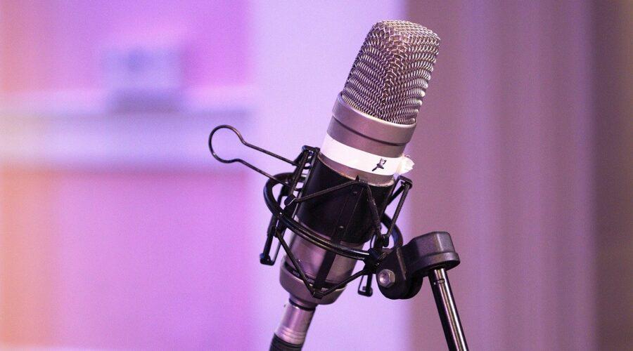 Podcast über Morbus Fabry