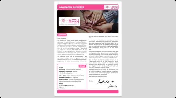 MFSH Newsletter Juni 2021