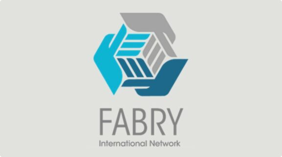 Logo Fabry International Network